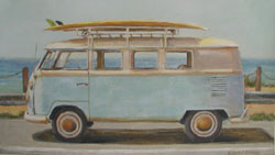 VW  Summer Van